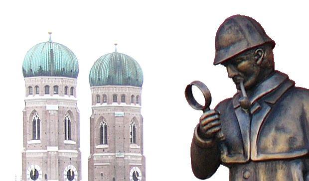 München - Zentrale der Münchner Detektive