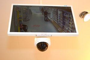 Einfaches Videoüberwachungssystem